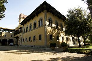 Villa la Loggia - Italian Historical Headquarter